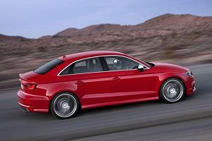 Salon Nowy Jork   Audi A3 sedan i S3 sedan