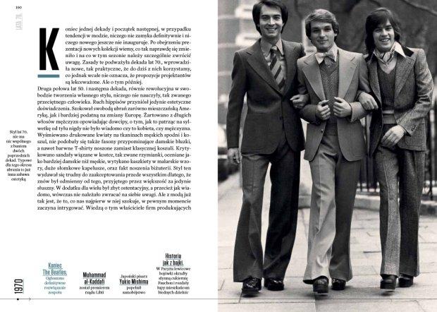 Fragment książki ''Od spódnicy do spodni. Historia mody męskiej''