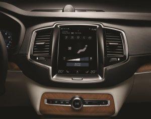 Nowe Volvo XC90 | Multimedia na pokładzie
