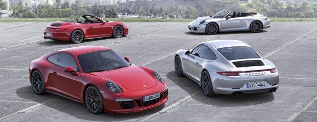 Salon Los Angeles 2014 | Porsche 911 Carrera GTS | Więcej mocy i dynamiki