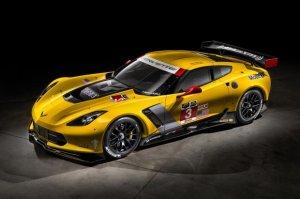 Salon Detroit 2014 | Corvette Racing C7.R