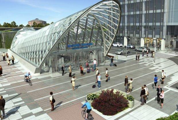 Dworzec Zachodni Warszawa
