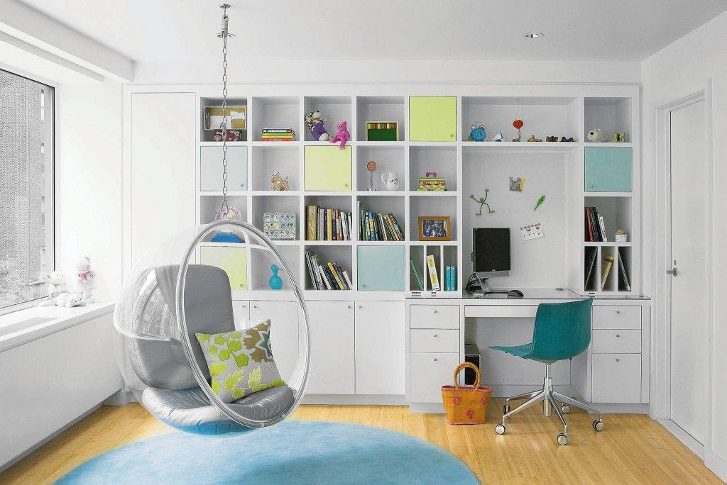 Dodatkowe Biurko do pracy w małym mieszkaniu. 20 propozycji LT45