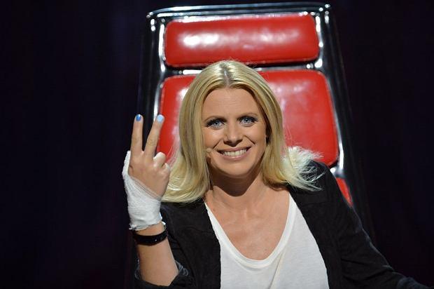 Maria Sadowska, The Voice of Poland