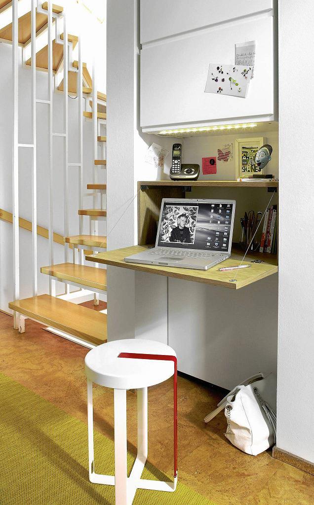 Chwalebne Biurko do pracy w małym mieszkaniu. 20 propozycji DL44