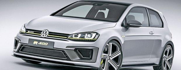 400-konny Volkswagen Golf R coraz bliżej!