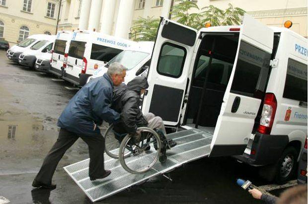 Wybitny Niepełnosprawni mają kłopot z zamówieniem specjalistycznego UL29