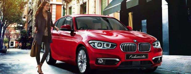 BMW 118i Fashionista