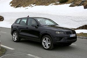 Nowy VW Touareg już w 2014 roku
