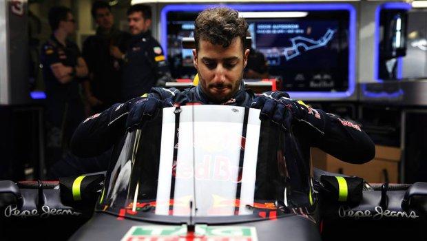 Osłona kokpitu Red Bull