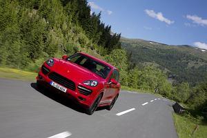 Porsche Cayenne GTS - Test | Pierwsza jazda
