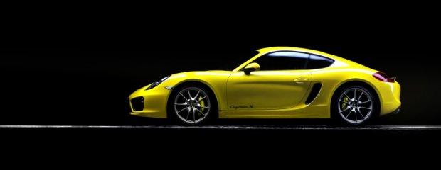 Porsche Cayman S - Test | Żarty się skończyły