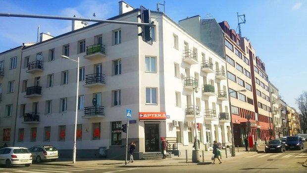 Apteka przy placu Szembeka: ul. Grochowska 128