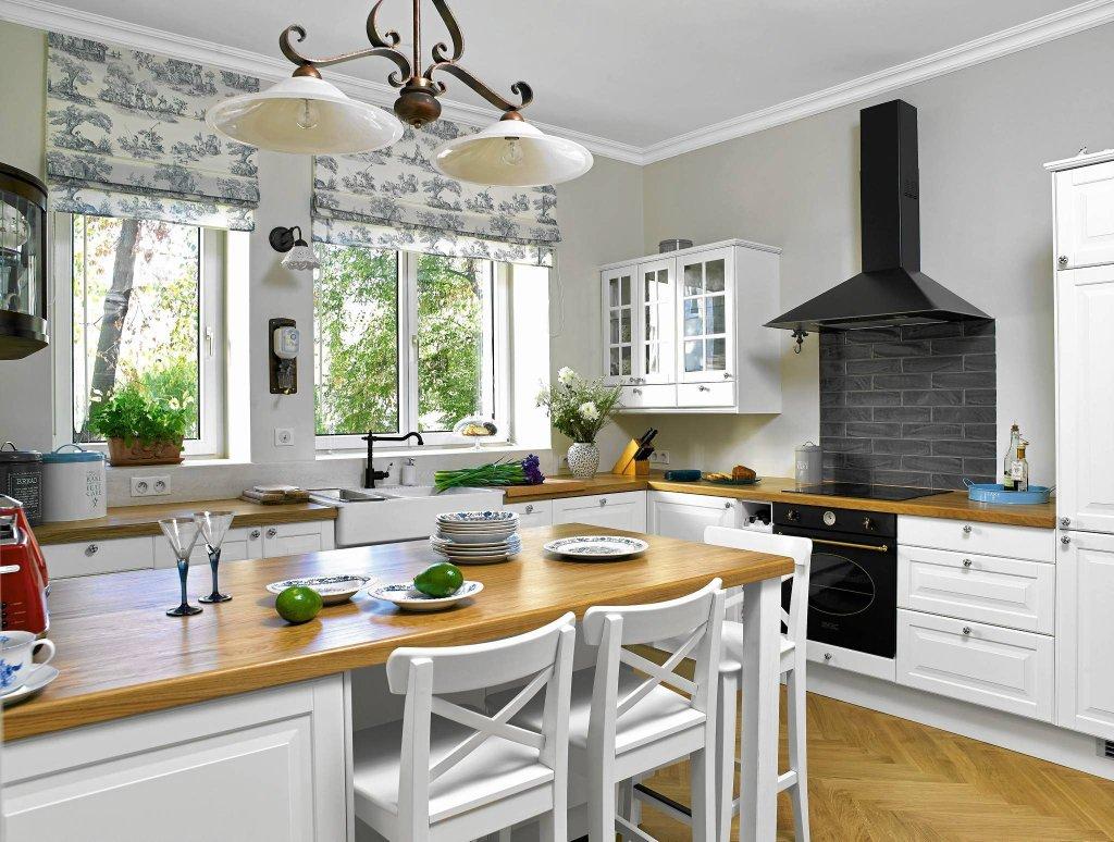 Chwalebne Jak zaaranżować okno w kuchni? IC88