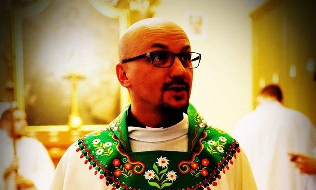 Ojciec Grzegorz Kramer (fot. Przemysław Kleczkowski)