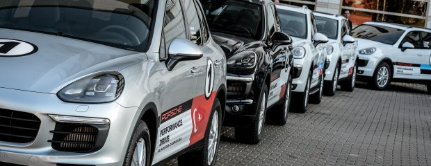 Porsche Performance Drive 2014