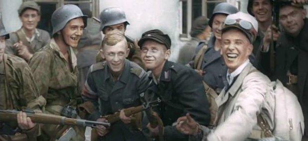 Powstanie Warszawskie wydarzenia