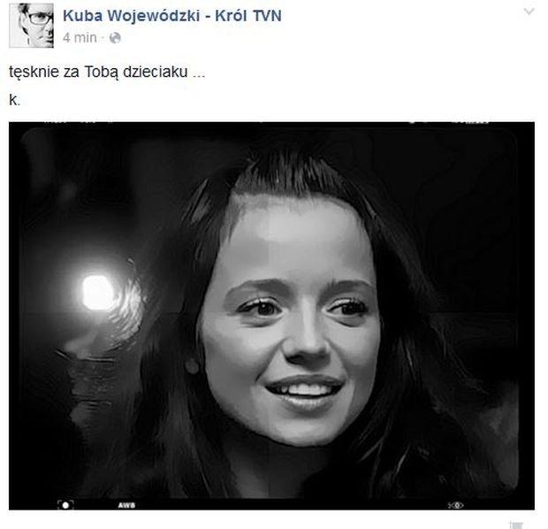 Kuba Wojewódzki o Annie Przybylskiej