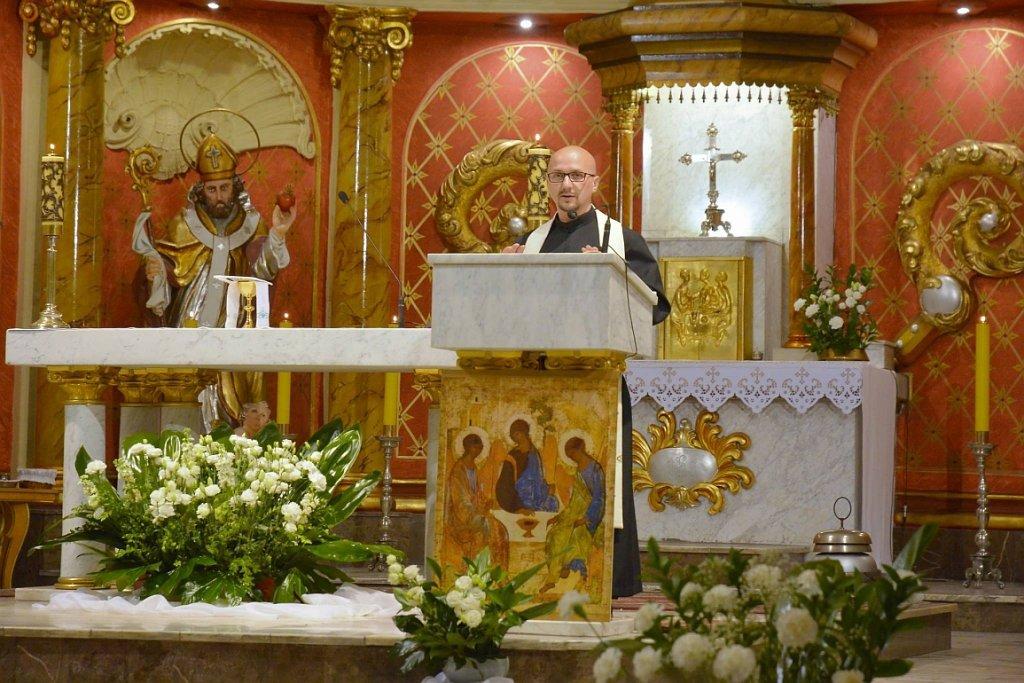 Ojciec Grzegorz Kramer (fot. Dawid Szczęch)