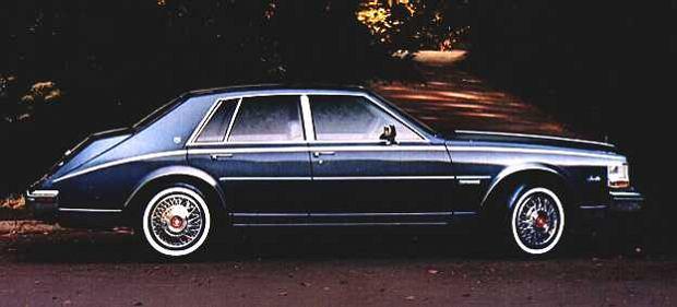 Cadillac Seville (1982)