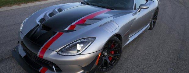 Dodge Viper ACR   Potwór oficjalnie