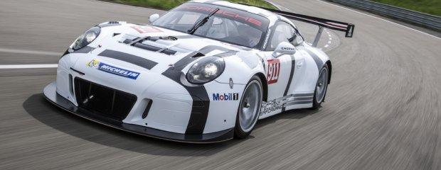 Porsche 911 GT3 R | Lżejsze i szybsze od GT3 RS