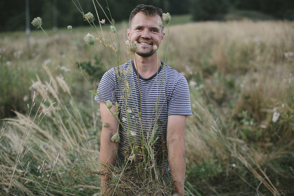 Sławek Sendzielski (fot. Michał Ramus)