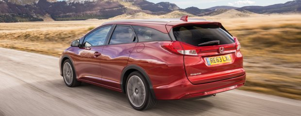 Honda Civic Tourer - Test | Pierwsza jazda | Powrót w dobrym stylu