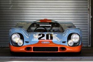 Rennsport Reunion V | Galeria | Pół wieku wyścigowych Porsche