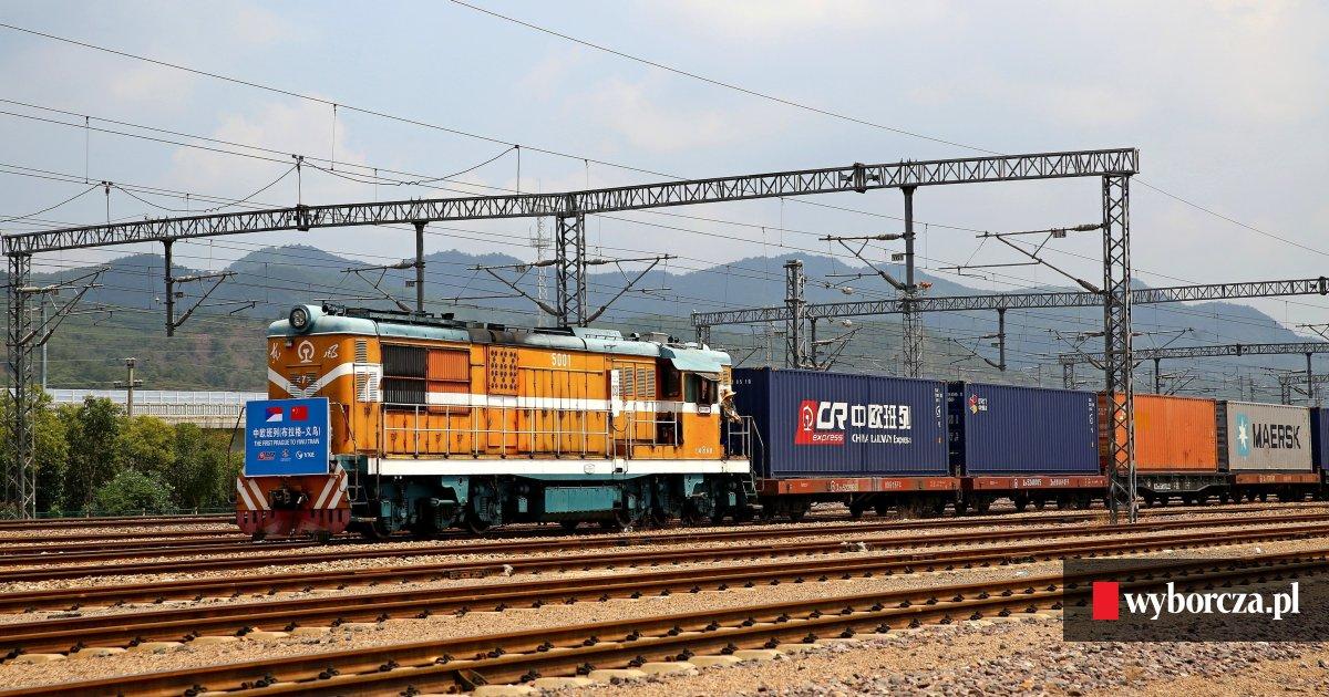 Najnowsze Chiny chcą mieć wielkie centrum logistyczne w Europie. Powstanie w CM89