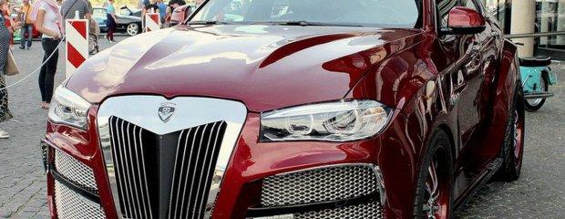 Tuning | AG Alligator | Najbrzydsze BMW X6 na świecie