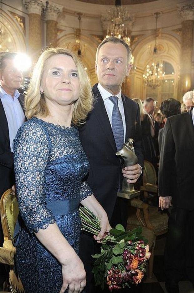 Małgorzata Tusk, Donald Tusk