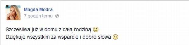 Facebook.com/Magda Modra