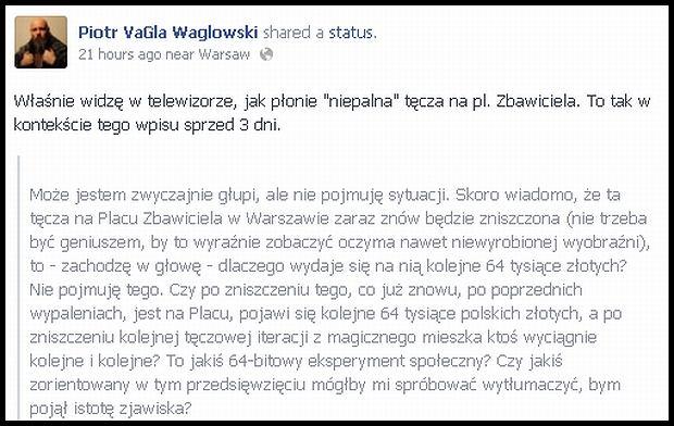 https://www.facebook.com/piotr.vagla.waglowski