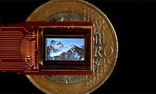Miniaturowy OLED