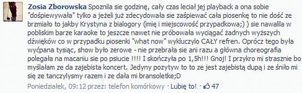 Zosia Zborowska