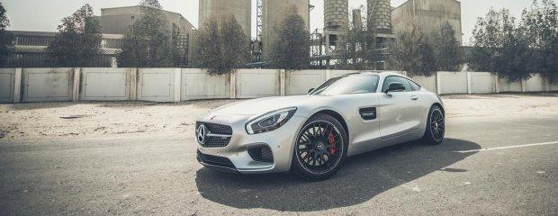 Mercedes-AMG C 63 i AMG GT PP-Performance