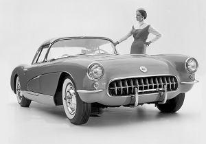 Chevrolet Corvette (C1): 1957
