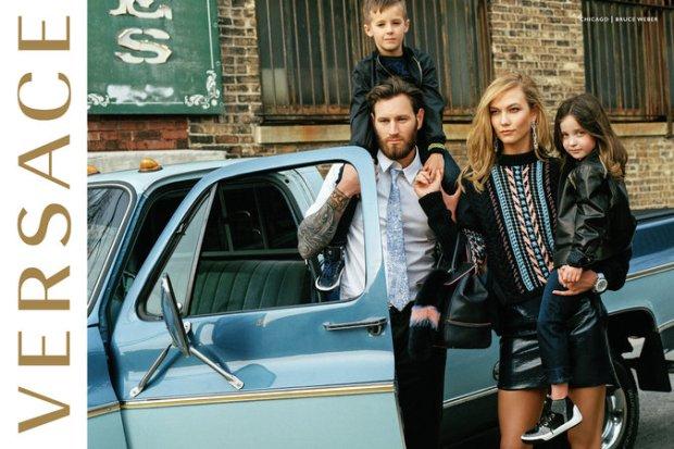 Karlie Kloss, nieprofesjonalny model i dwójka
