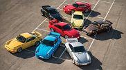 Kolekcja Porsche