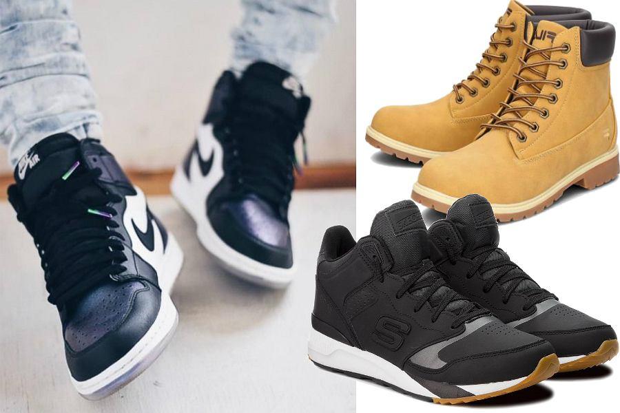 Cudowna Które zimowe buty męskie będą hitem sezonu? Wybieramy najlepsze modele WW47