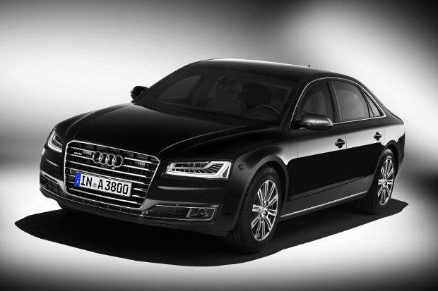 Audi A8 L Security | Luksusowa ochrona