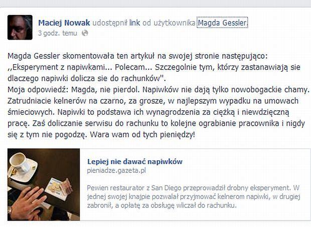 Maciej Nowak