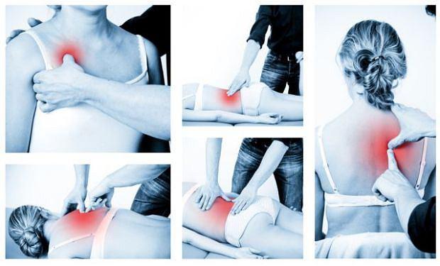 Wybitny Ból pleców? Masaż kręgosłupa może pomóc, ale... DC87