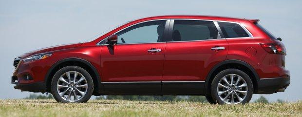 Mazda CX-9 3.7 V6 A/T 4x4