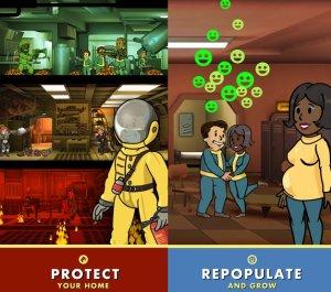 Fallout Shelter dla iOS