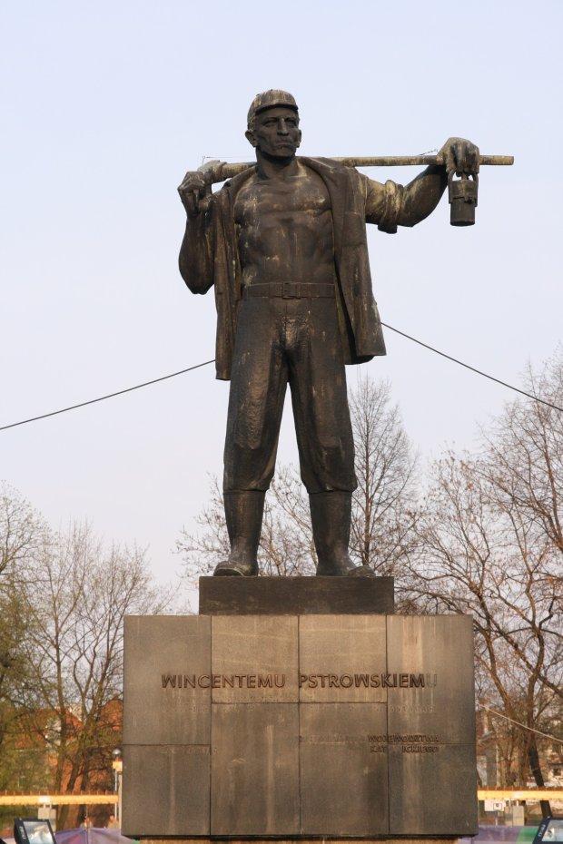 Chłop jak z muru! / fot. wikimedia.org