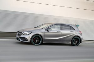 Wideo | Mercedes klasy A | Więcej sportu