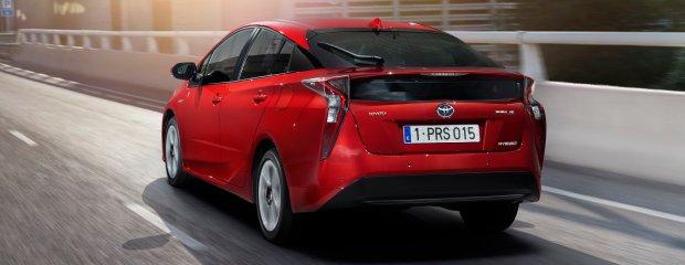 Nowa Toyota Prius