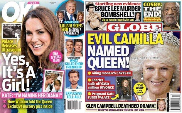 Teorie spiskowe wokół Kate